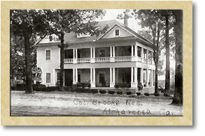 Colonel J. P. Brooke Home